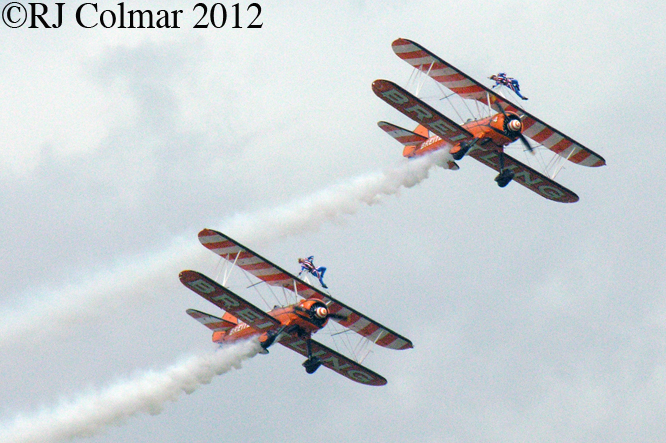 Boeing Stearman, Wings and Wheels, Dunsfold Aerodrome