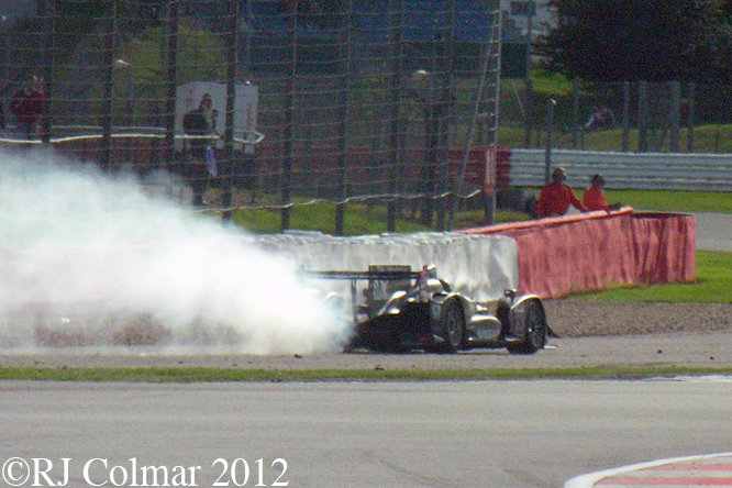 Oreca - Nissan 03, Silverstone 6 Hours WEC