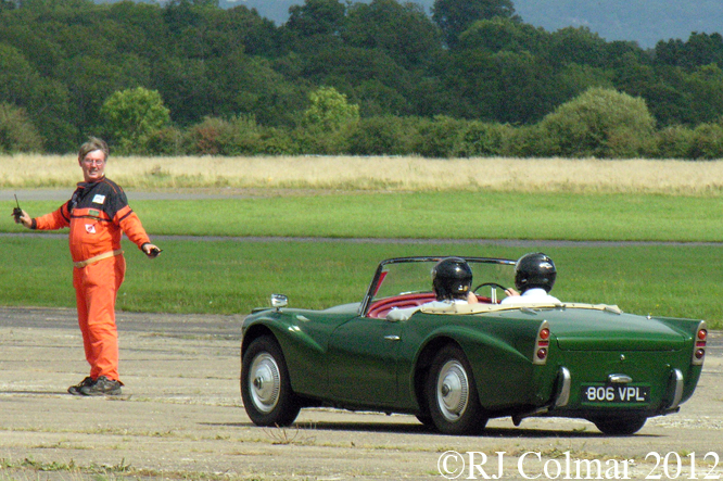 Daimler SP 250, Wings and Wheels, Dunsfold Aerodrome