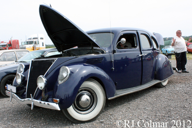 Lincoln Zephyr, Summer Classics, Easter Compton