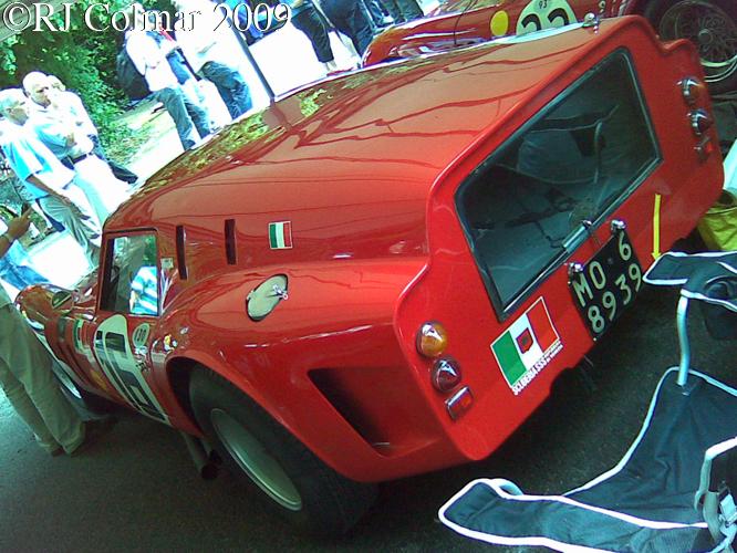 Ferrari 250 GT SWB, Goodwood Festival Of Speed