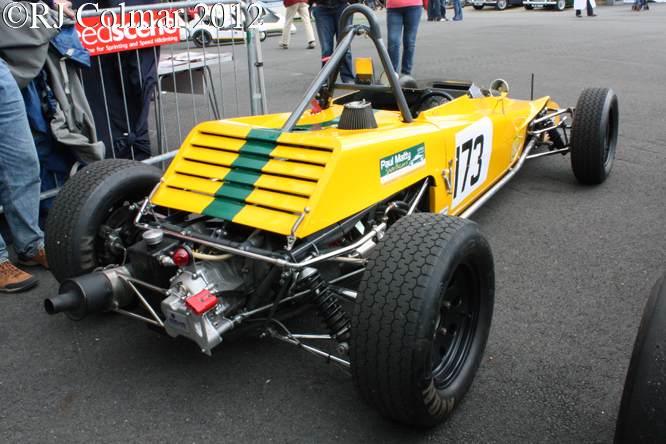 Lotus Ford 61, Brooklands Double Twelve