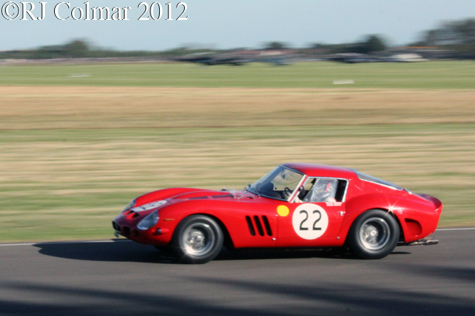 Ferrari 250 GTO, Goodwood Revival
