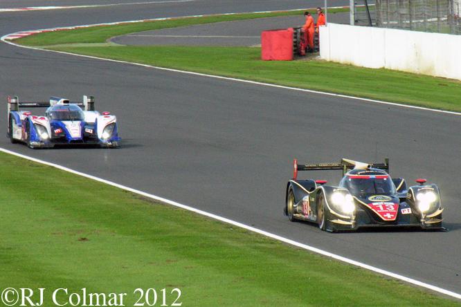 Lola Toyota B12/60 Coupé, Silverstone 6 Hours WEC