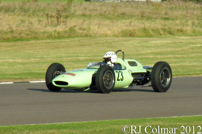 Lotus Climax 24, Goodwood Revival