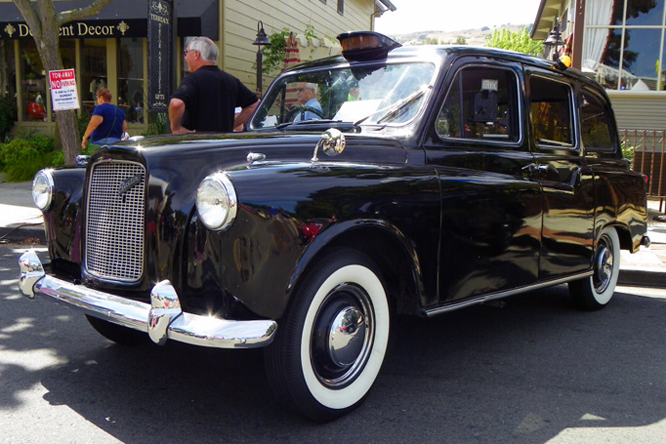 Austin FX4D, Danville Concours d' Elegance