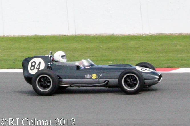 Lotus 16, Silverstone Classic