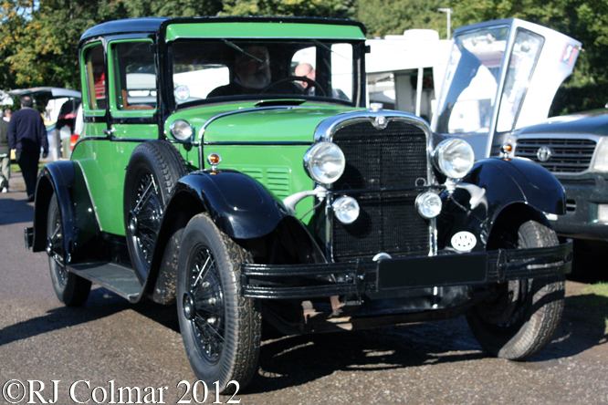 Dodge Brothers Senior, Autumn Classic Castle Combe