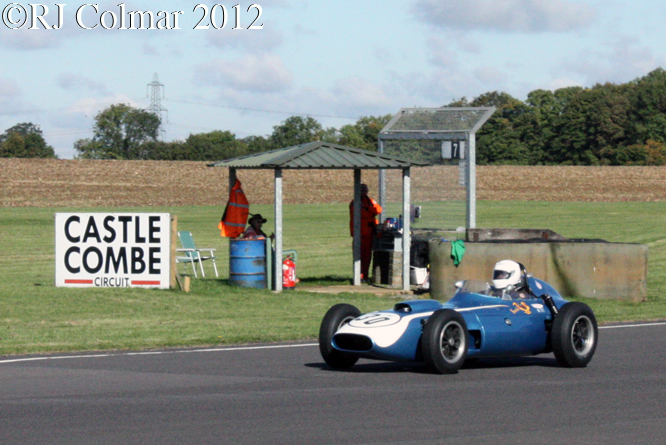 Scarab, Autumn Classic Castle Combe