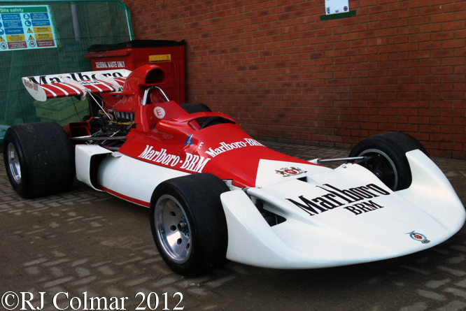 BRM P180, BRM Day, Bourne, Lincolnshire