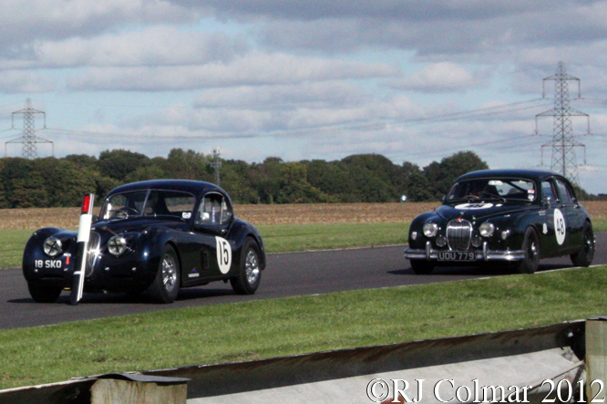 JEC, Pre 1966 Jaguars, Autumn Classic Castle Combe
