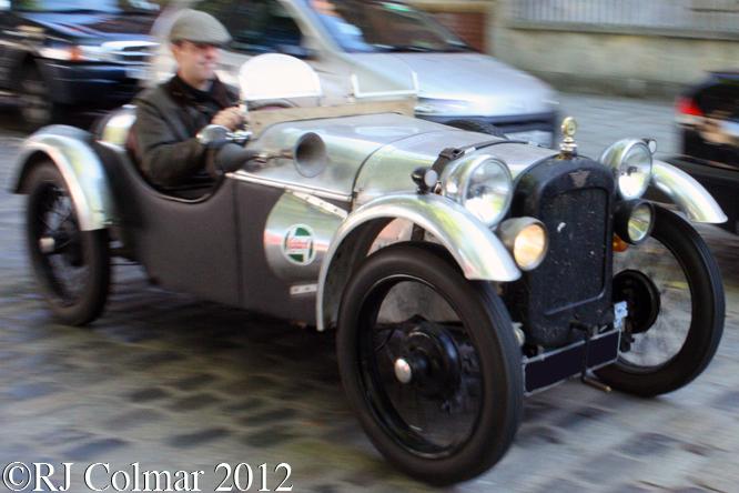 Austin Seven, Avenue Drivers Club, Bristol