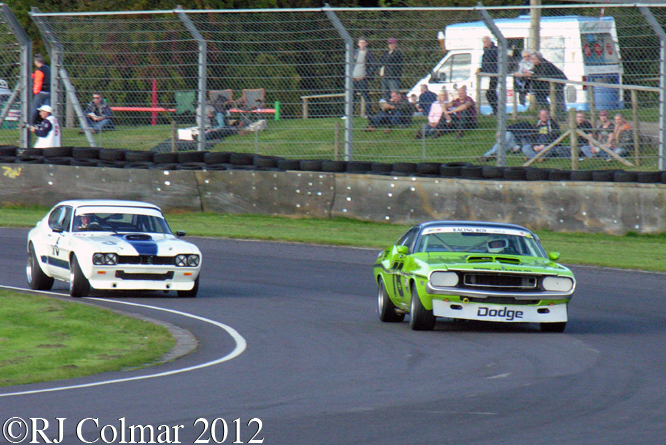 Bernie&#039;s V8s HVRA, Autumn Classic, Castle Combe