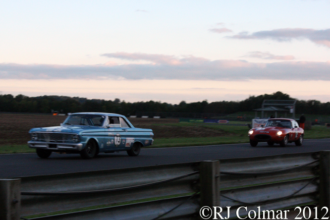 Twilight Challenge, Autumn Classic, Castle Combe