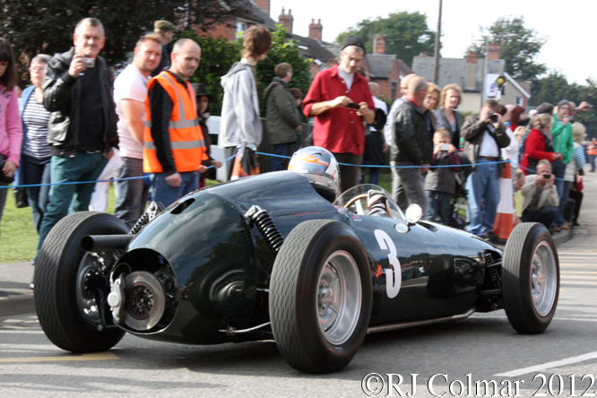 BRM P48, BRM Day, Bourne, Lincolnshire