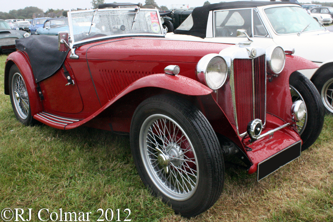 MG TA, Goodwood Revival