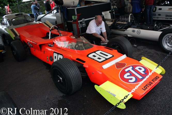 Lotus 69, Goodood Festival Of Speed