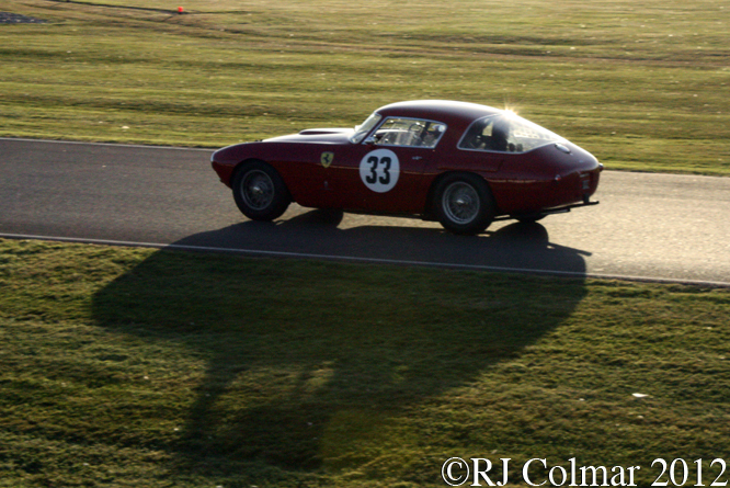 Ferrari 250 MM PF Berlinetta, Goodwood Revival,