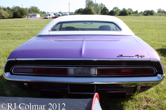 Dodge Challenger R/T 440 Magnum, Yanks and Gary's 34th Picnic, Shakespeare County Raceway