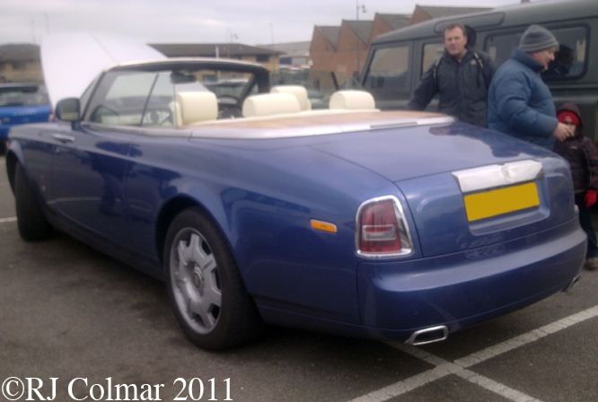 Rolls Royce, Phantom Drophead Coupé, Pistonheads, BMW Factory, Cowley