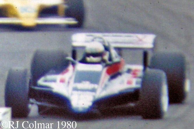 Lotus 81, 1980 British Grand Prix, Brands Hatch