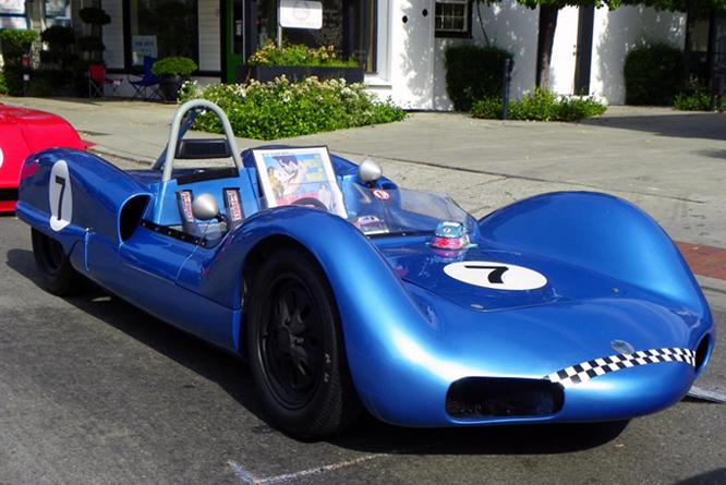 Elva Mk 6, Danville Concours d'Elegance