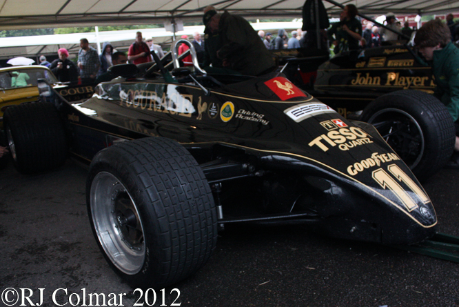 Lotus Ford 88B, Goodwood Festival of Speed