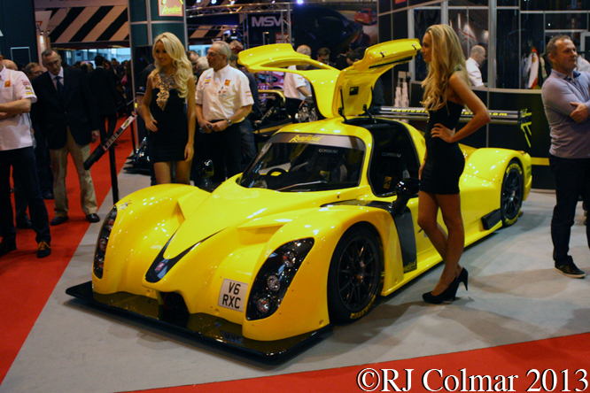Radical RXC, Autosport International, NEC, Birmingham