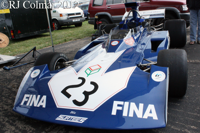 Surtees Ford TS14A, Wings & Wheels, Dunsfold Aerodrome