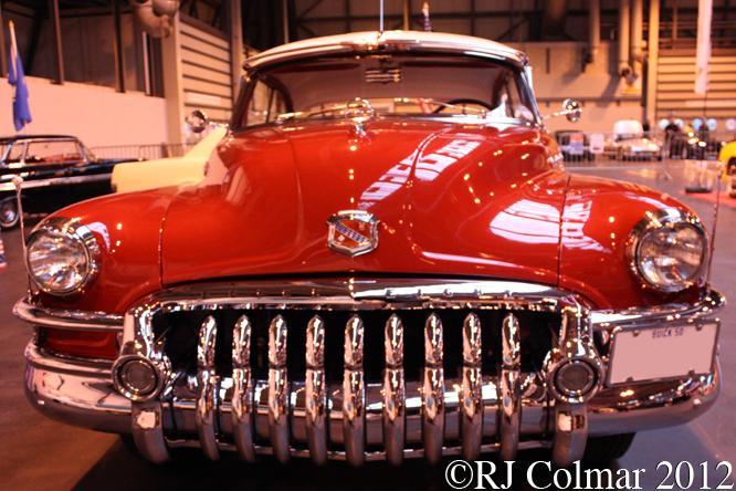 Buick Roadmaster Riviera, Classic Motor Show, NEC, Birmingham