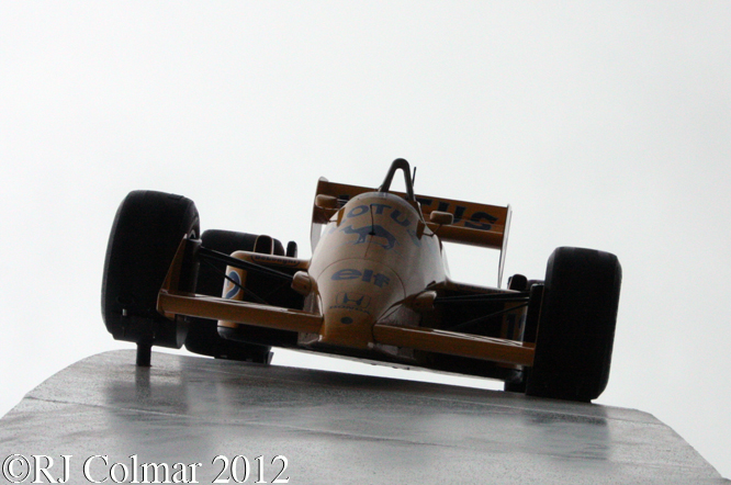 Lotus Honda 99T, Goodwood Festival of Speed