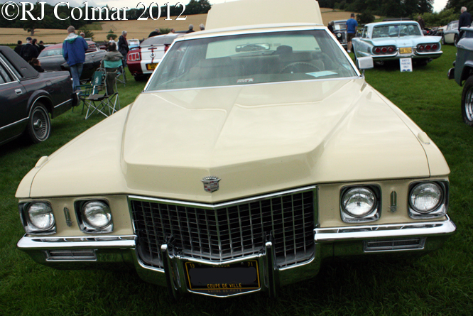 Cadillac Coupe de Ville, Classics at the Castle, Sherbourne
