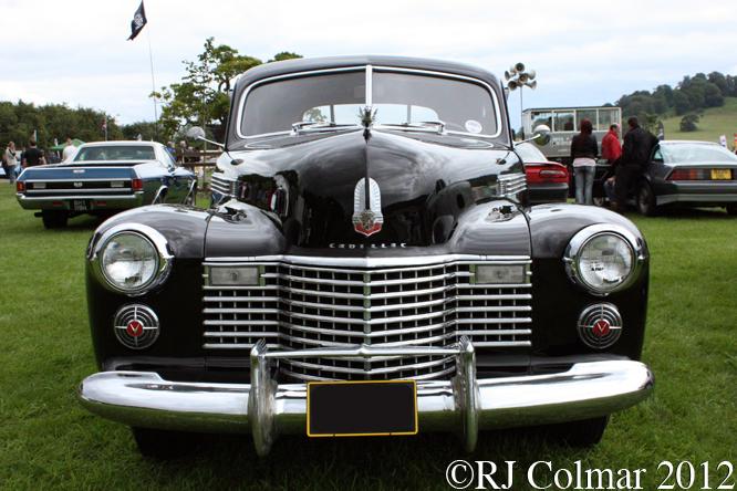Buick Series 62 Coupé, Classics at the Castle, Sherborne