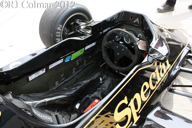 Lotus Ford 92, Silverstone Classic