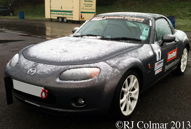 Mazda MX5, Great Western Sprint, Castle Combe
