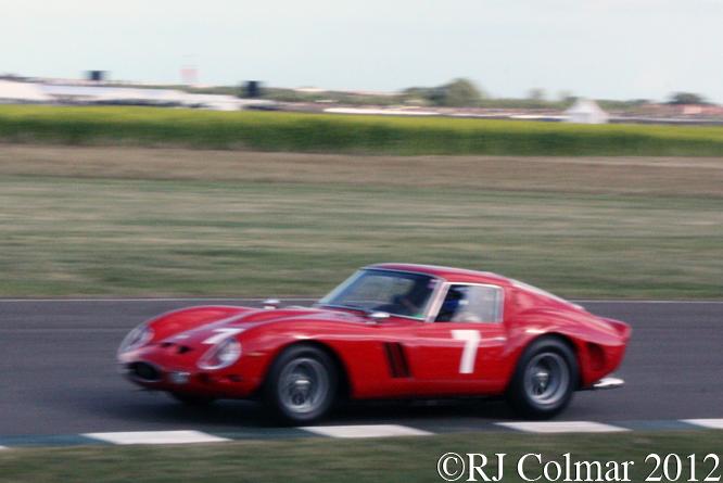 Ferrari 250 GTO Berlinetta, Goodwood Revival