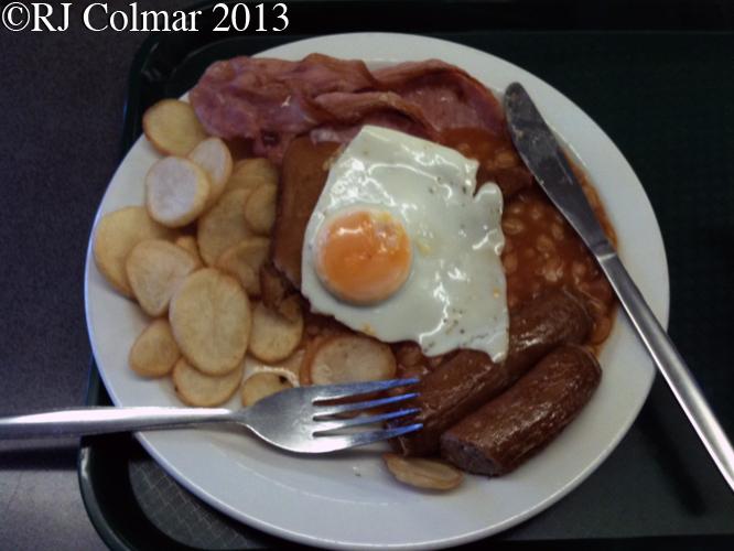 Big Boys Breakfast, Tavern Club House, Great Western Sprint, Castle Combe