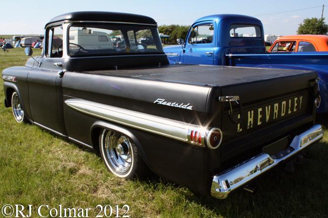 Chevrolet Apache 31 Fleetside, Yanks Picnic, Shakespeare, County, Raceway,