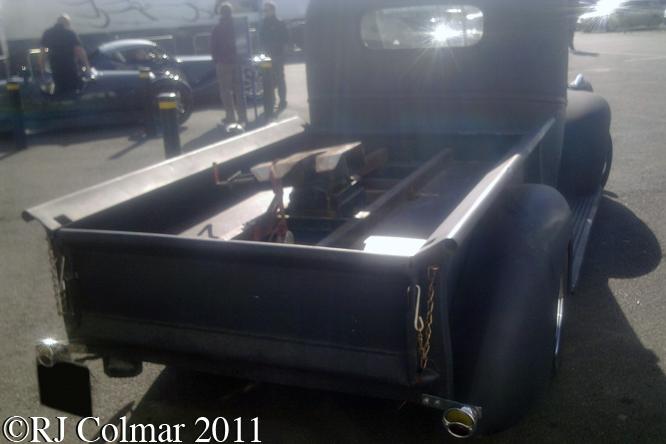 Chevolet AK Pickup, Silverstone Classic