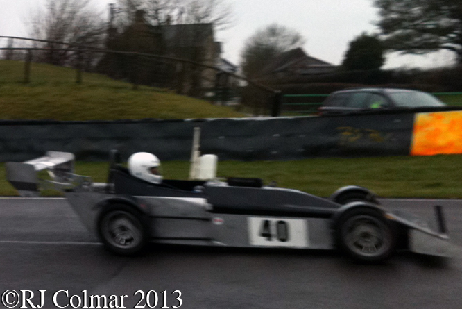 Mallock Mk 18b, Great Western Sprint, Castle Combe