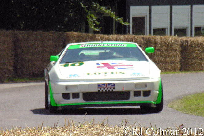 Lotus  Esprit X180R, Goodwood Festival of Speed
