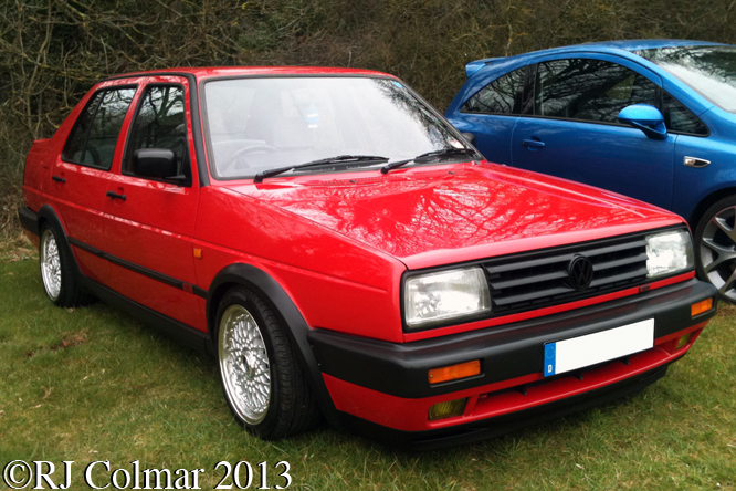 Volkswagen Jetta GTi, Howards Day, Castle Combe