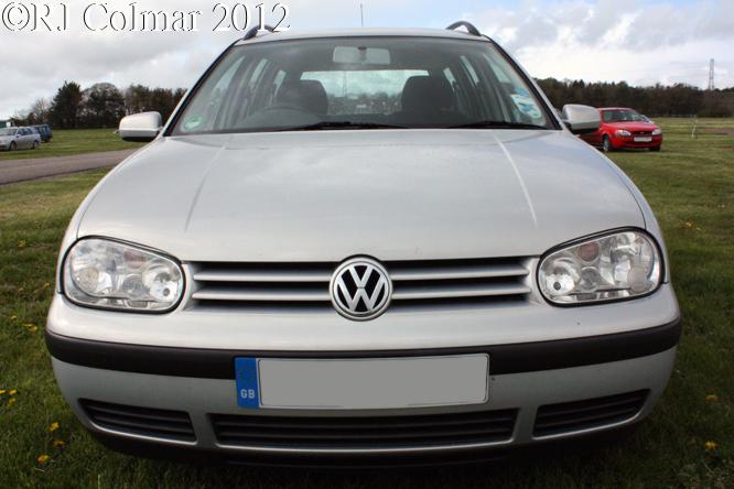 Volkswagen Golf SE IV, Shepton Mallet,