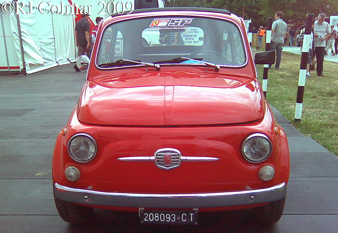 FIAT 500, Goodwood Festival Of Speed