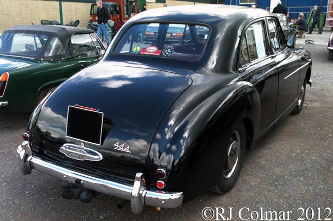 Wolseley 4/44, Bristol Classic Car Show, Shepton Mallet,