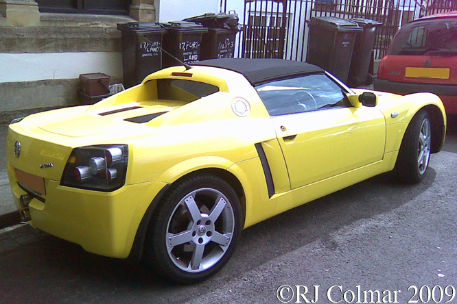 Vauxhall VX220, Bristol