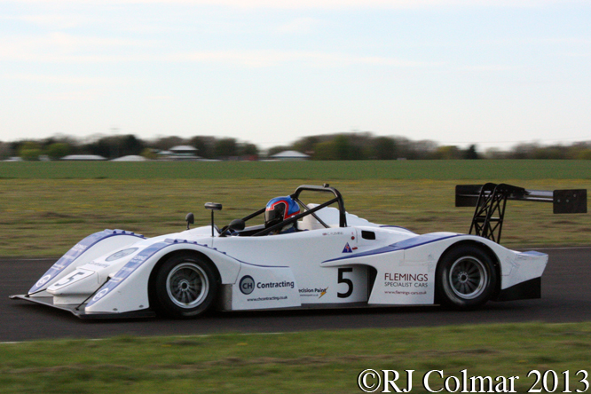 Craig Flemming, Juno TR250, Sports &amp; GT, Motors TV Live Race Day, Castle Combe