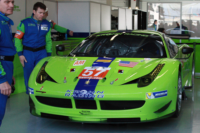 Ferrari 458 Italia GT2, 6 Hours of Silverstone
