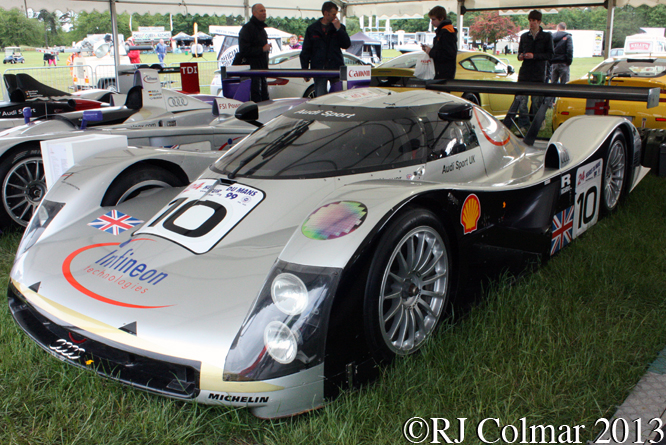 Audi R8C, Goodwood Festival Of Speed