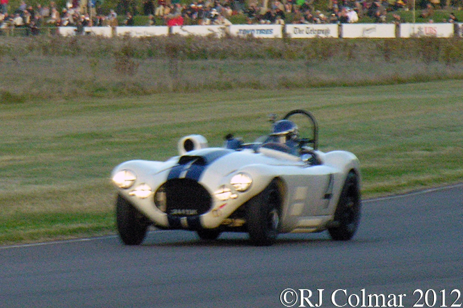 Cunningham C4-R, Goodwood Revival